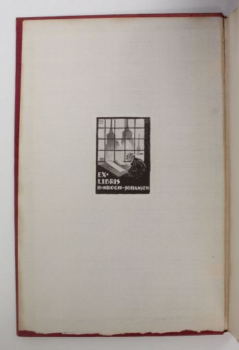 NOTHING OR THE BOOKPLATE -  image 3