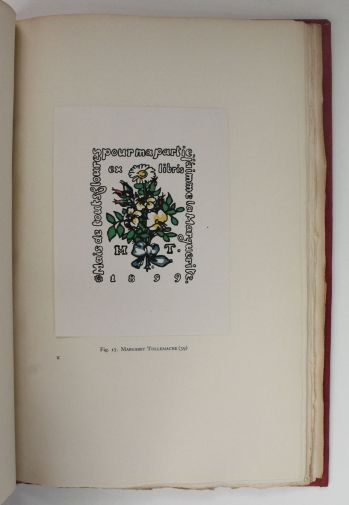 NOTHING OR THE BOOKPLATE -  image 5
