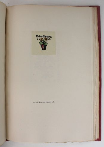 NOTHING OR THE BOOKPLATE -  image 6