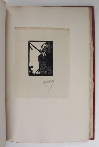 NOTHING OR THE BOOKPLATE -  image 7