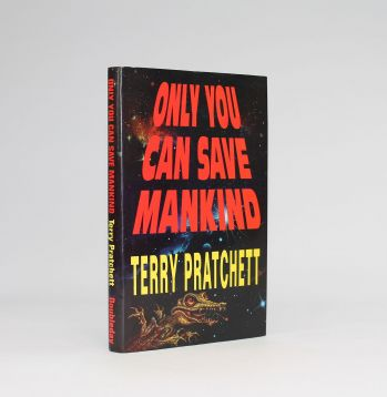 ONLY YOU CAN SAVE MANKIND -  image 1