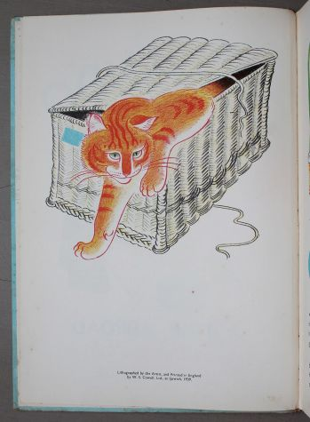 ORLANDO (THE MARMALADE CAT) A TRIP ABROAD -  image 4