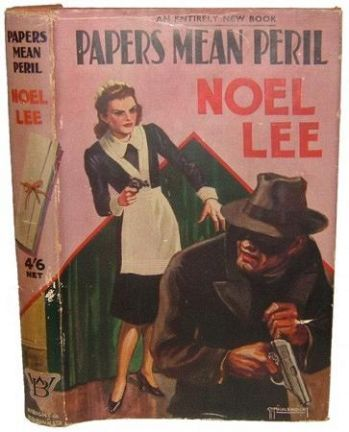 PAPERS MEAN PERIL -  image 1