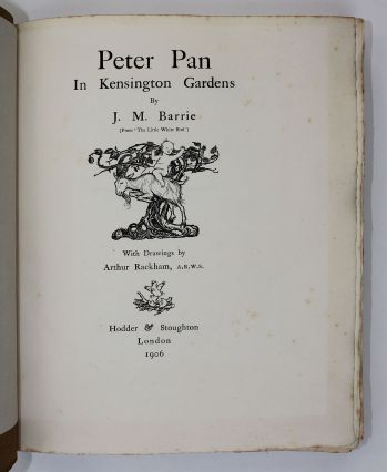 PETER PAN IN KENSINGTON GARDENS -  image 5