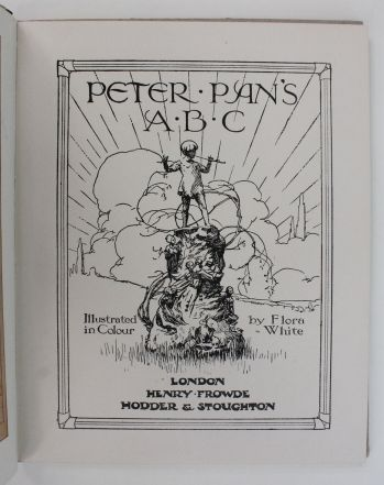 PETER PAN'S ABC -  image 2