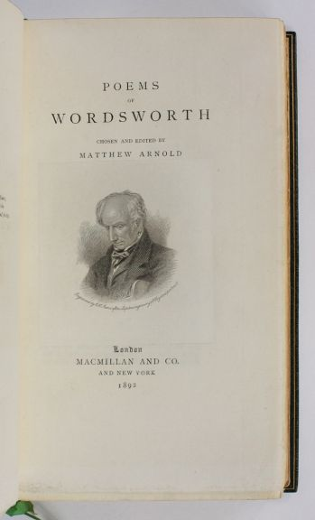 POEMS OF WORDSWORTH -  image 4