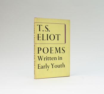 POEMS Written In Early Youth. -  image 1