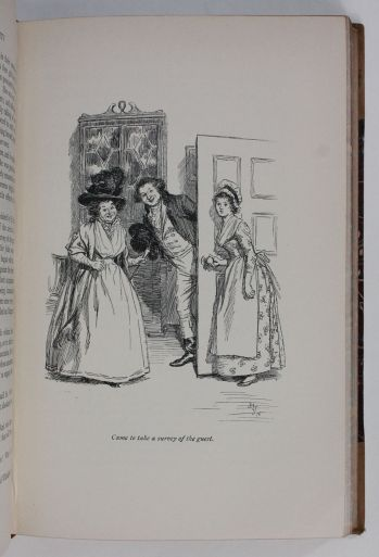 PRIDE AND PREJUDICE, SENSE AND SENSIBILITY, EMMA, MANSFIELD PARK, NORTHANGER ABBEY & PERSUASION. -  image 5
