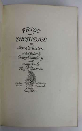 PRIDE AND PREJUDICE -  image 7