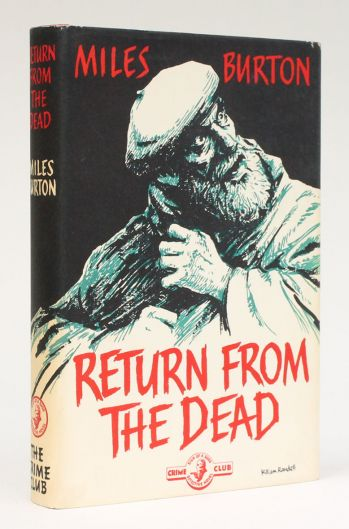 RETURN FROM THE DEAD -  image 1