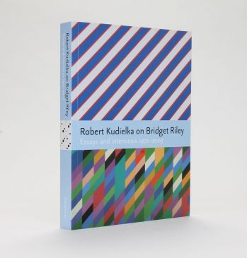 ROBERT KUDIELKA ON BRIDGET RILEY. -  image 1