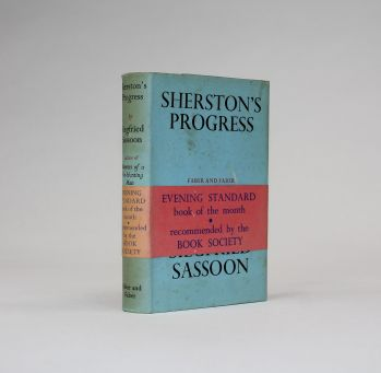 SHERSTON'S PROGRESS -  image 1
