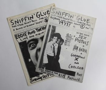 SNIFFIN GLUE. -  image 5