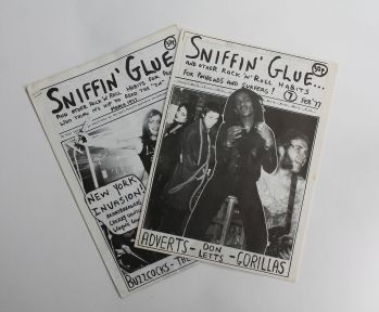 SNIFFIN GLUE. -  image 6