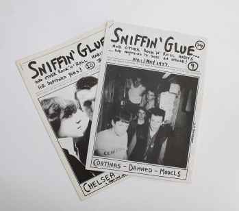 SNIFFIN GLUE. -  image 7