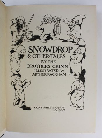 SNOWDROP And Other Tales By The Brothers Grimm -  image 3