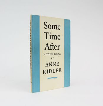 SOME TIME AFTER & Other Poems -  image 1
