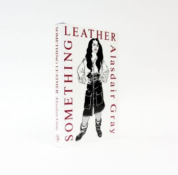 SOMETHING LEATHER -  image 1