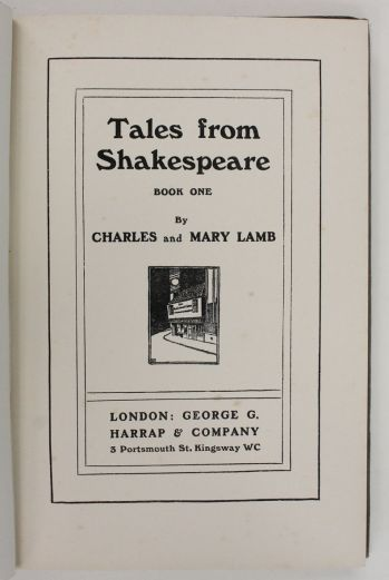 TALES FROM SHAKESPEARE -  image 2
