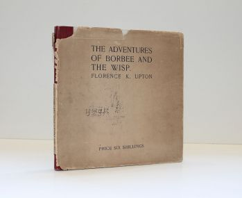 THE ADVENTURES OF BORBEE AND THE WISP: The Story of a Sophisticated Little Girl and an Unsofisticated Little Boy -  image 2