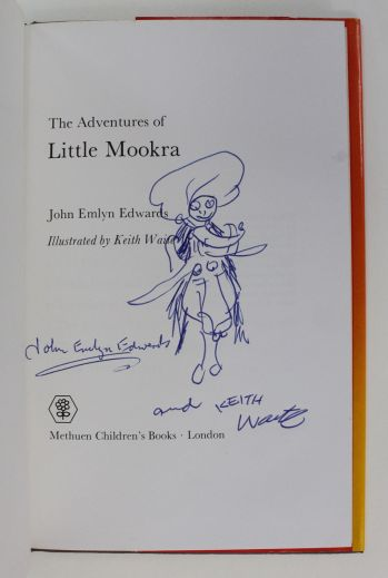 THE ADVENTURES OF LITTLE MOOKRA -  image 2