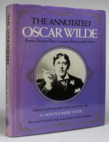 THE ANNOTATED OSCAR WILDE. -  image 1