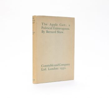 THE APPLE CART: A Political Extravaganza -  image 1