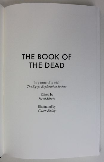 THE BOOK OF THE DEAD -  image 3