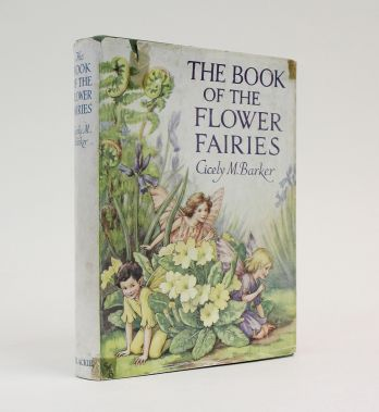 THE BOOK OF THE FLOWER FAIRIES. -  image 1