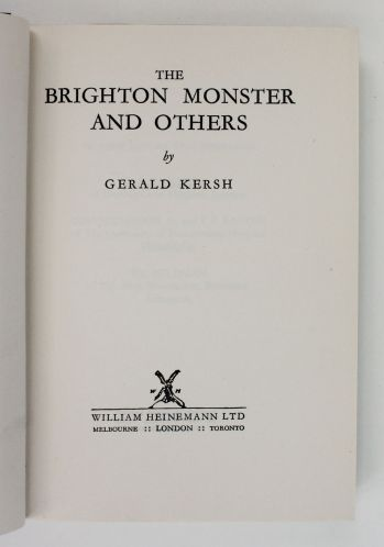 THE BRIGHTON MONSTER -  image 2
