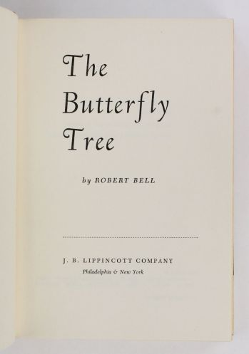 THE BUTTERFLY TREE -  image 2