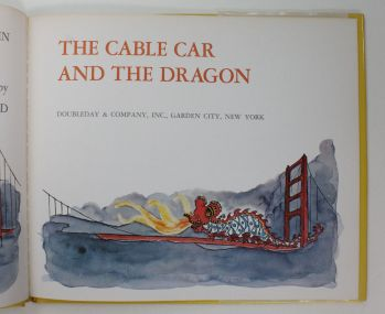 THE CABLE CAR AND THE DRAGON -  image 3