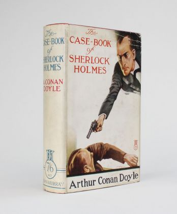 THE CASE-BOOK OF SHERLOCK HOLMES -  image 1