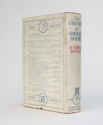 THE CASE-BOOK OF SHERLOCK HOLMES -  image 3
