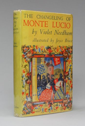 THE CHANGELING OF MONTE LUCIO -  image 1