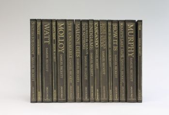 THE COLLECTED WORKS OF SAMUEL BECKETT -  image 3