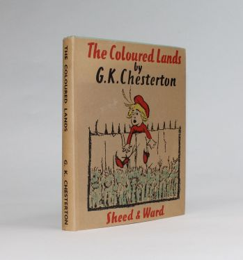 THE COLOURED LANDS -  image 1
