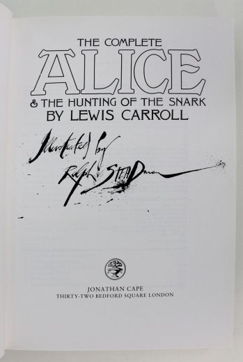 THE COMPLETE ALICE & THE HUNTING OF THE SNARK -  image 4