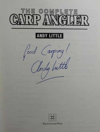 THE COMPLETE CARP ANGLER -  image 2