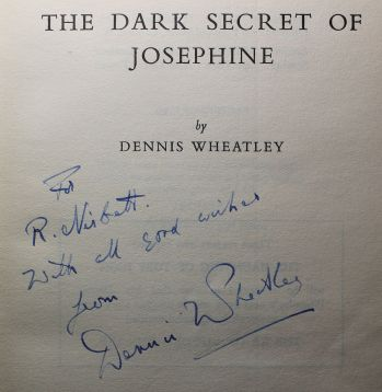 THE DARK SECRET OF JOSEPHINE -  image 2