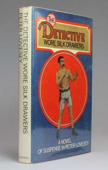 The Detective Wore Silk Drawers -  image 1