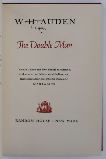 THE DOUBLE MAN -  image 2
