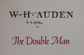 THE DOUBLE MAN -  image 3