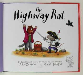 THE HIGHWAY RAT -  image 2