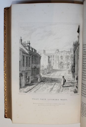 THE HISTORY AND SURVEY OF THE ANTIQUITIES OF WINCHESTER; -  image 5