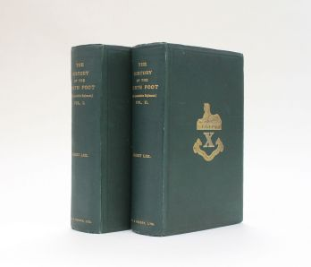 THE HISTORY OF THE TENTH FOOT (THE LINCOLNSHIRE REGIMENT). -  image 1