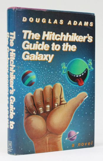 THE HITCH-HIKER'S GUIDE TO THE GALAXY -  image 1
