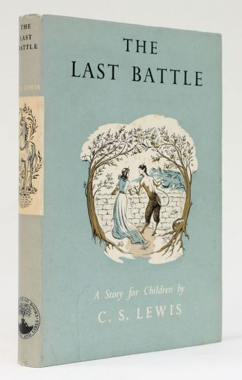 THE LAST BATTLE -  image 1