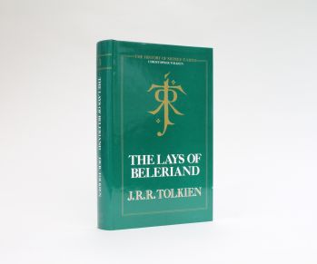 THE LAYS OF BELERIAND. -  image 1
