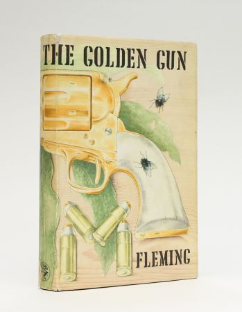 THE MAN WITH THE GOLDEN GUN -  image 1
